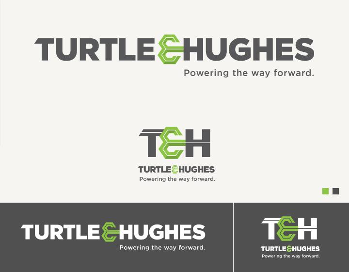 Turtle & Hughes Inc. Brand Identity