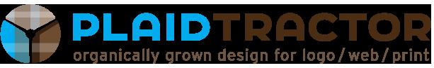 Plaid Tractor Design
