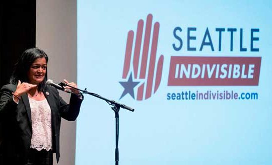 Seattle Indivisible Logo