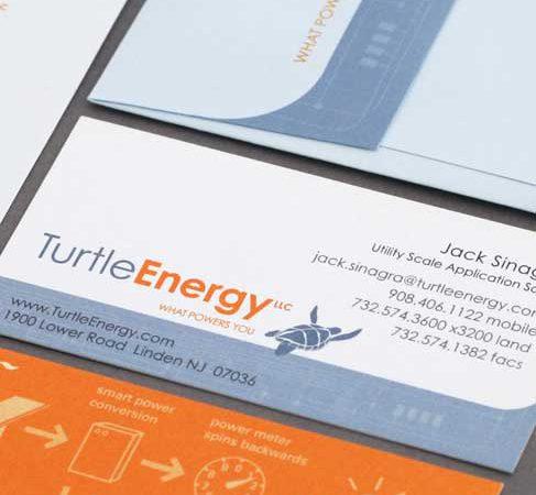 Turtle Energy Brand Identity