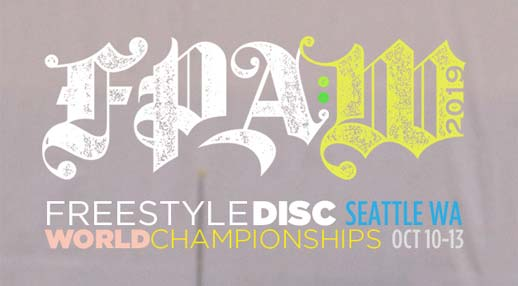 FPA World Championships Logo, Gear & Trophies
